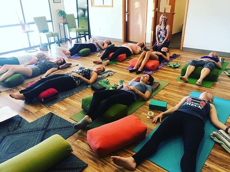 yoga studio longmont